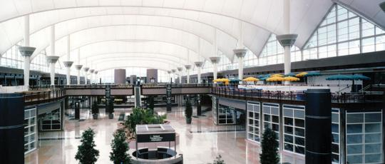 """Denver-International-Airport-Using-Fabrasorb-Interior-Membrane"""